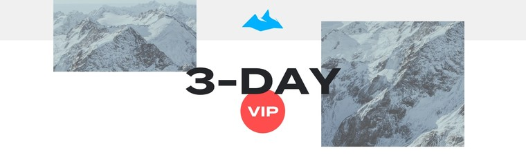 3-Day VIP Festival Ticket