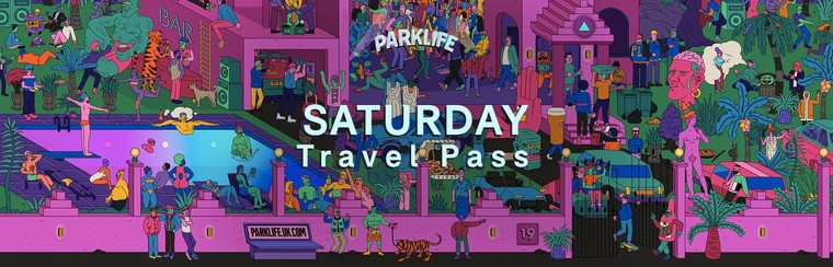 Saturday Travel Pass