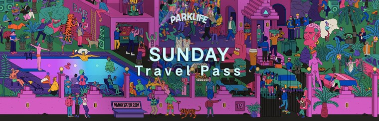 Sunday Travel Pass