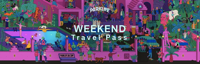 Weekend Travel Pass