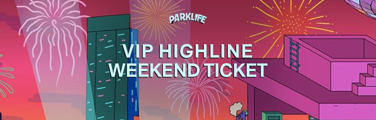 VIP Highline Weekend Ticket