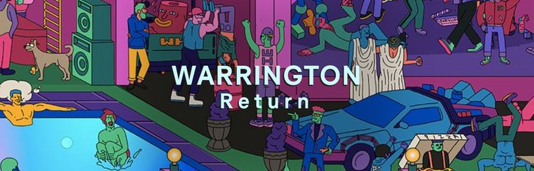Warrington Return Coach
