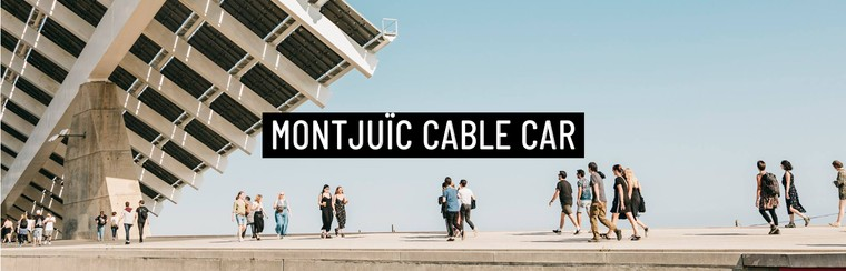 Teleferic de Montjuïc - Seilbahn Montjuïc