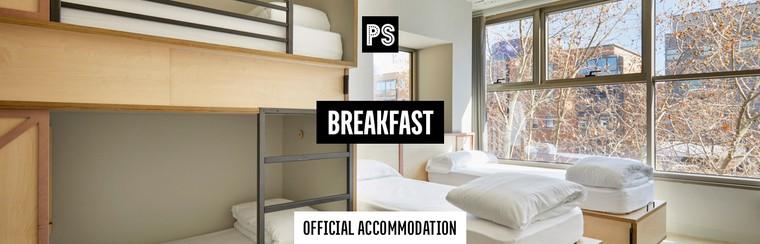 Pequeno-almoço no Hostel Primavera