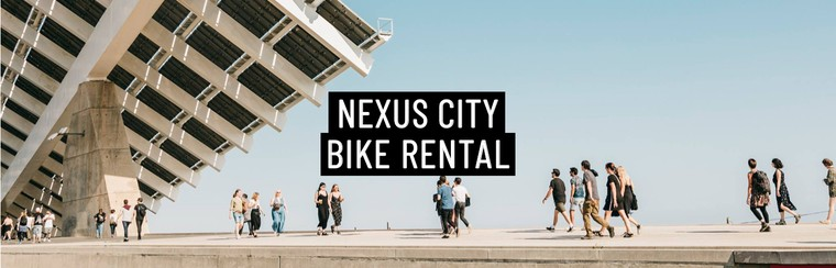 Location de vélos Nexus City