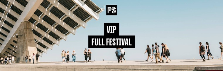 VIP Full Festival Ticket