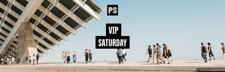 VIP Saturday Day Ticket