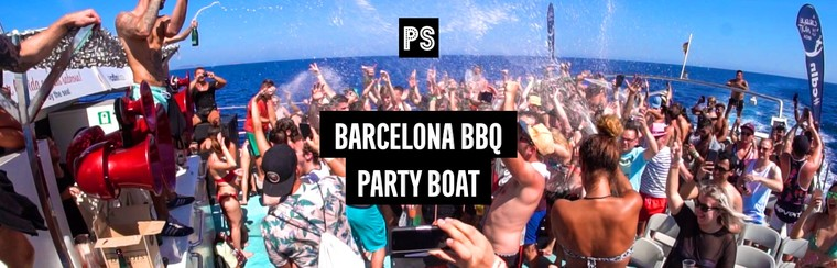 Barcelona BBQ Party Boat