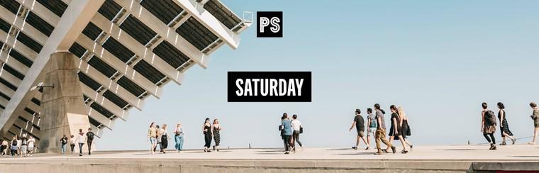 Saturday Day Ticket