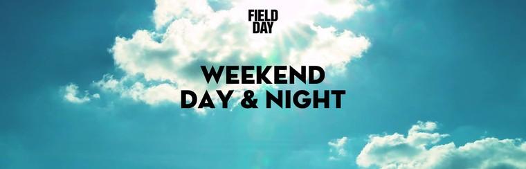 Weekend Day & Night Ticket