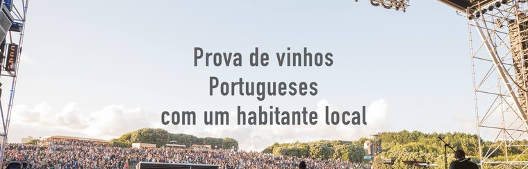 Portuguese Wine Tasting Experience With a Local