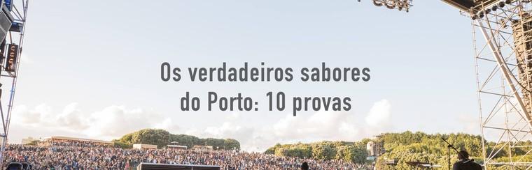 I veri sapori di Porto: 10 degustazioni