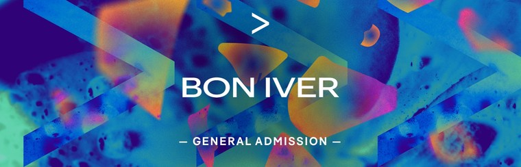 BON IVER | GA TICKET