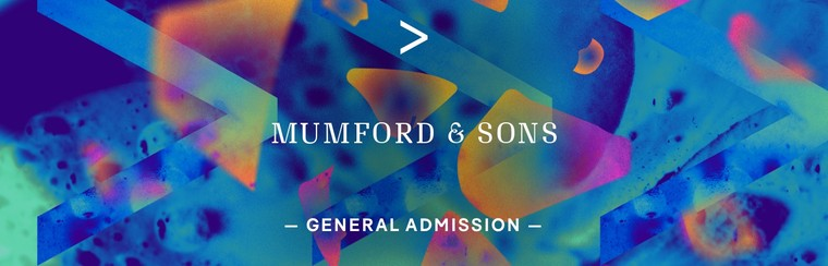 MUMFORD & SONS | GA TICKET