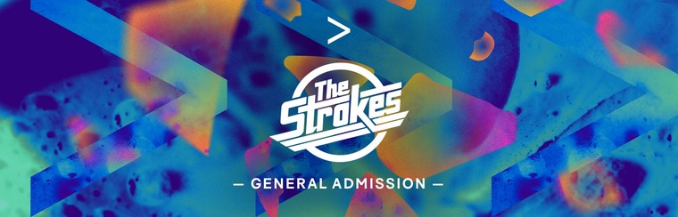 THE STROKES | STANDARD-TICKET