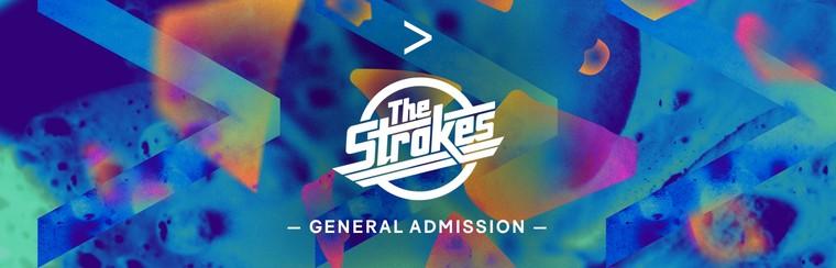 THE STROKES | GA TICKET