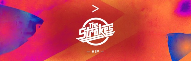 THE STROKES | VIP TICKET