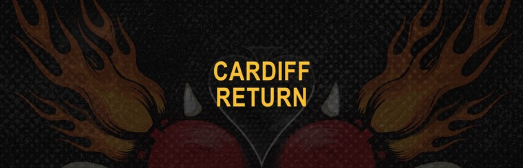 Cardiff Return Coach