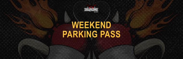 Weekend Parking Pass