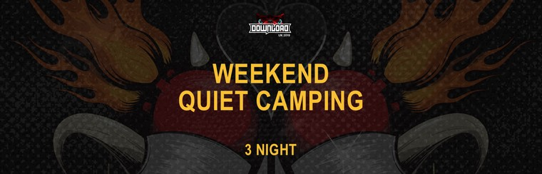 Week-end Camping Quiet - 3 nuits