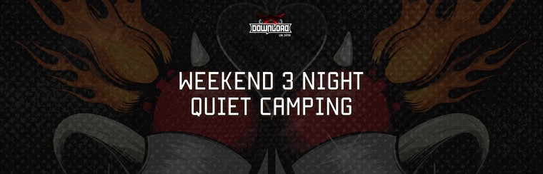 Weekend 3 Night Quiet Camping