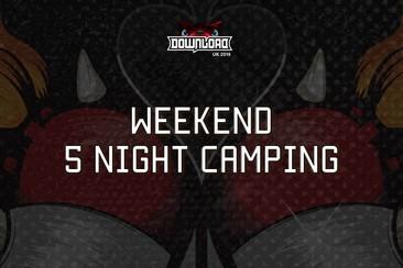 Weekend 5 Night Camping
