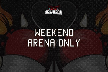 Weekend Arena Only