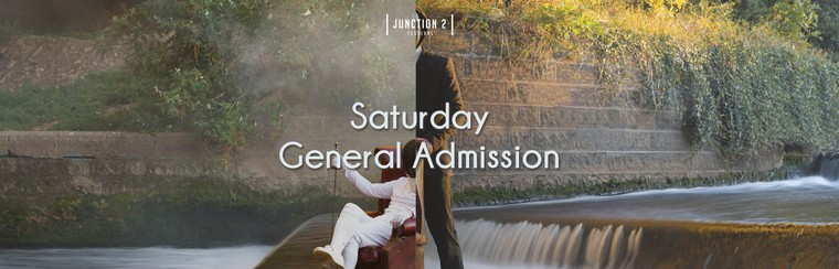 Saturday GA Ticket