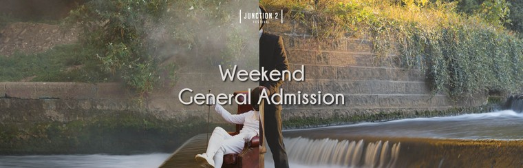 Weekend GA Ticket