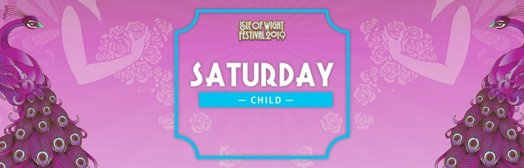 Child Saturday Ticket