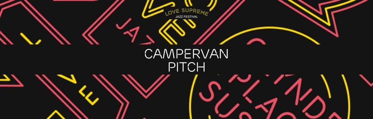 Campervan Pitch Ticket