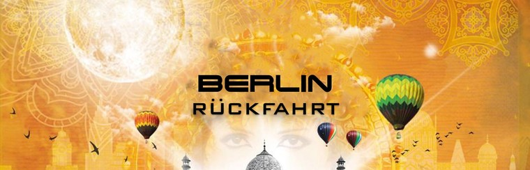Hin- und Rückfahrt Berlin
