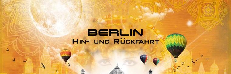 Viaje ida y vuelta Berlín
