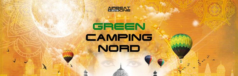 Green Camping North Ticket