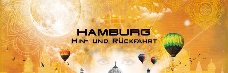 Viaje ida y vuelta Hamburgo