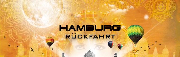 Hin- und Rückfahrt Hamburg