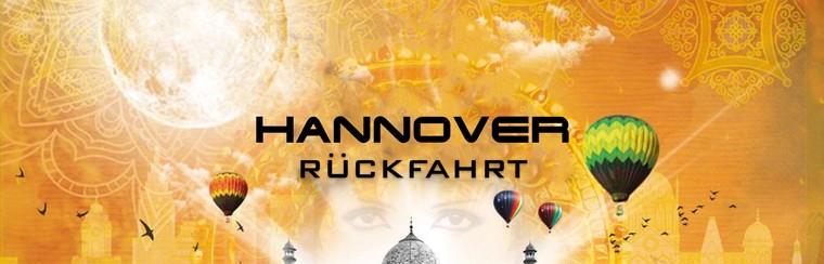 Hin- und Rückfahrt Hannover