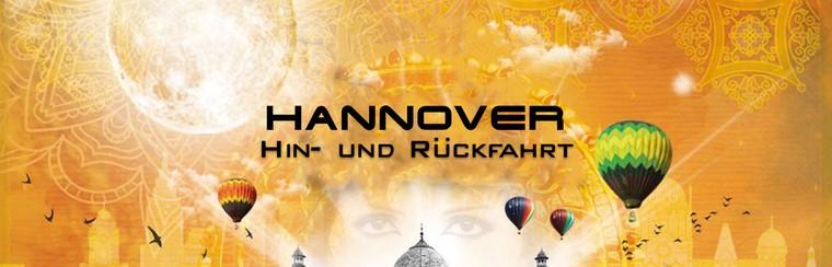 Viaje ida y vuelta Hanover