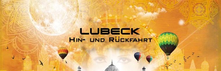 Hin- und Rückfahrt Lübeck