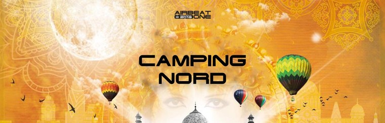 Camping North-Ticket