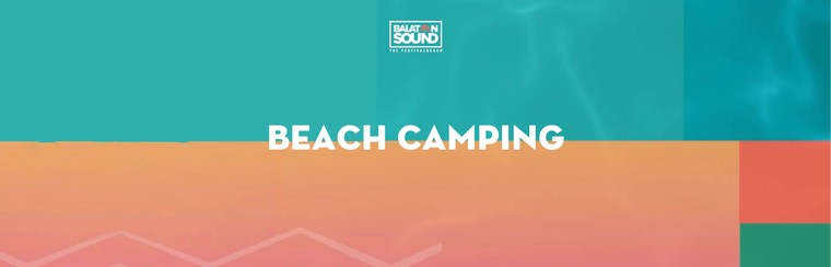 Beach Camping Ticket