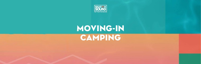 Moving-In Camping Ticket
