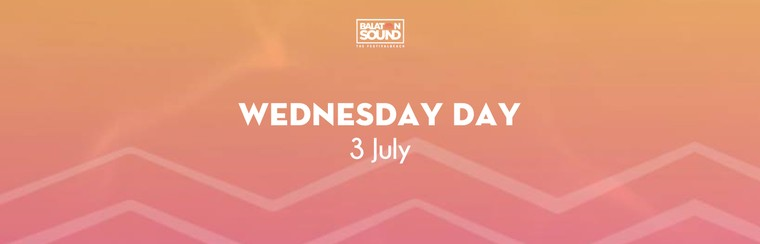 Wednesday Day Ticket 3 July