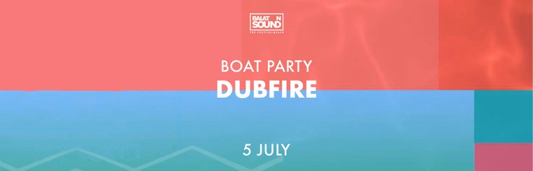 Boat Party with Dubfire - 5 July