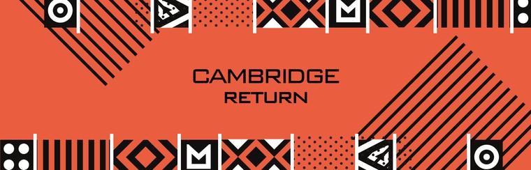 Cambridge Return Coach