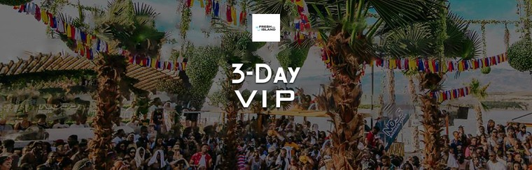 VIP 3-Day Festival Ticket