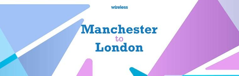 Hin- und Rückreise mit dem Bus aus Manchester
