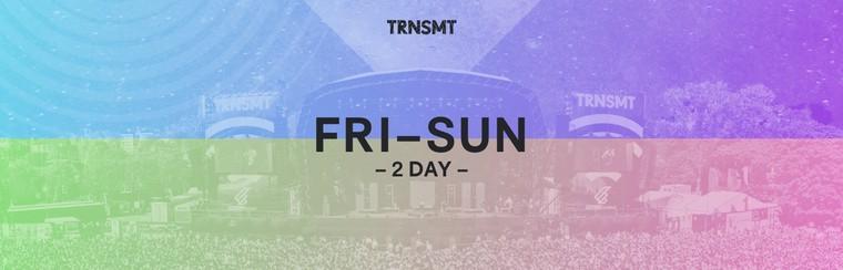 2 Day Pass | Friday + Sunday