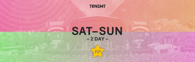 VIP 2 Day Pass | Saturday + Sunday