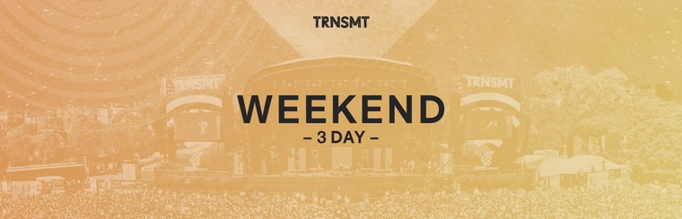 Weekend 3 Day Pass